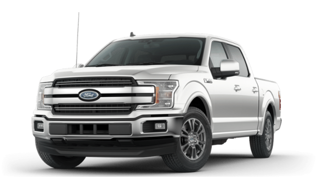 new 2019 Ford F-150 Lariat 2WD SuperCrew 5.5 Box in Athens, AL